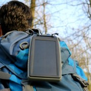 test a-solar xtorm power bank hybrid 10000 mAh fs103 test powerbank mit solarpanel