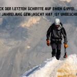 Bergsteiger Zitate Wandern Bergsteigen Motivation