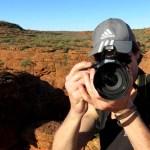 Urlaubsfotos Sichern Reisefotos kopieren Cloud exrerne Festplatte Cings Canyon Australien