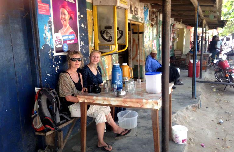 Ushongo Beach Pangani Tansania Ostküste Reisebericht Backpacking