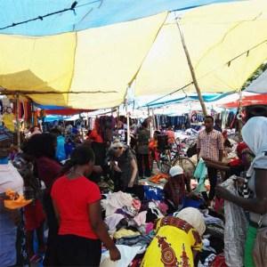 Ushongo Beach Pangani Tansania Ostküste Reisebericht Markt Tanga Town