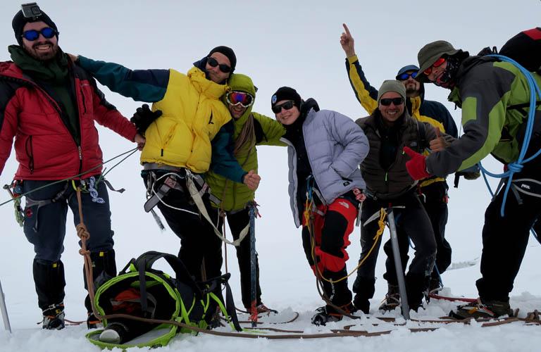 Besteigung Kasbek Mount Kazbek Packliste Georgien