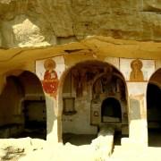 Monastery David Gareja Caves Udabno Georgien Dawit Garedscha