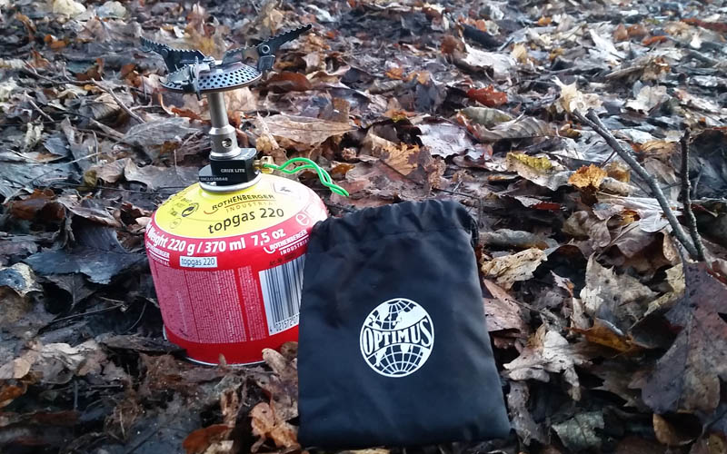 Wandern Gaskocher Optimus Crux Lite Gaskocher Test 2018 stove Optimus trekking
