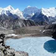Nepal Trekking ohne Guide Annapurna Runde SoloThree Passes Trek Everest