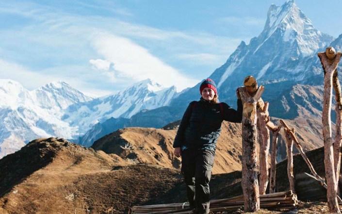 Mardi Himal Trek Nepal Trekking Annapurna Conservation Area
