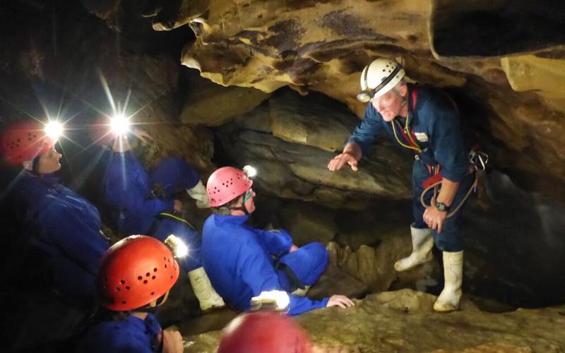 Lost World Abenteuer Neuseeland Waitomo Caves Höhlenklettern Reisebericht