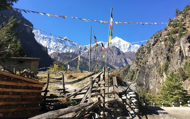 Trekking Himalaya Manang Tal