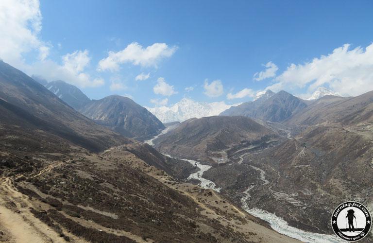 Gokyo Valley Trekking Machermo