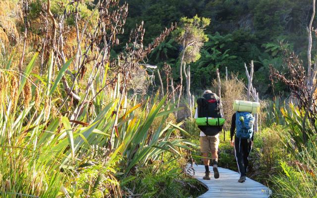 Abel Tasman Track Vorbereitung