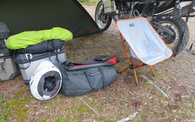 Packliste Motorradtour Skandinavien