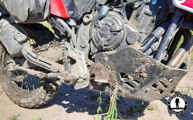 Motorschutz Tenere 700