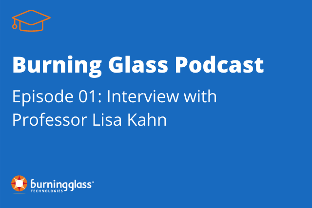 Interview with Professor Lisa Kahn