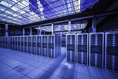 Data center, server farm