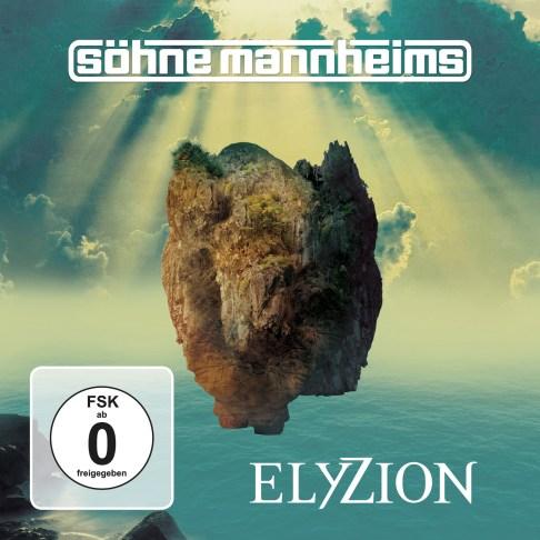 Söhne Mannheims Elyzion CD Cover