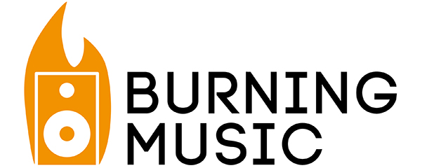 Burning Music Logo 2016
