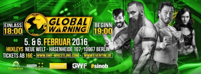 GWF Global Warning
