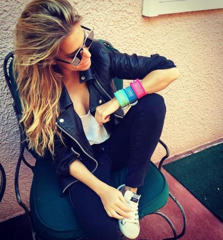 Sylvie_Meis Blox watch
