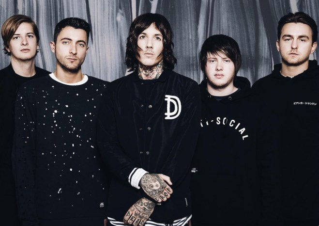 Bring Me The Horizon Foto