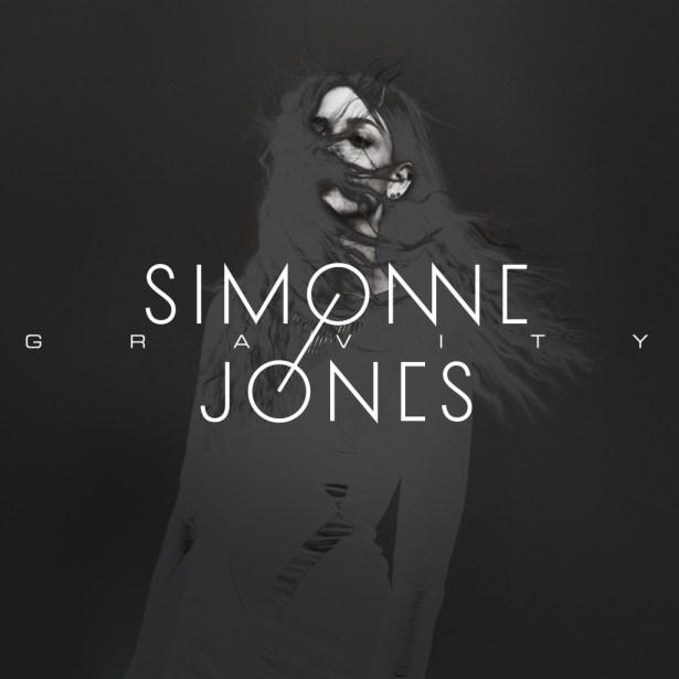 Simonne Jones Gravity EP Album Cover