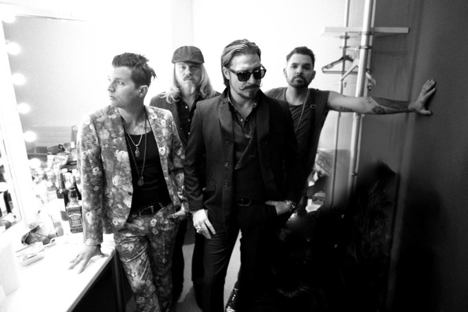 Rival Sons stürmen mit Hollow Bones die Charts