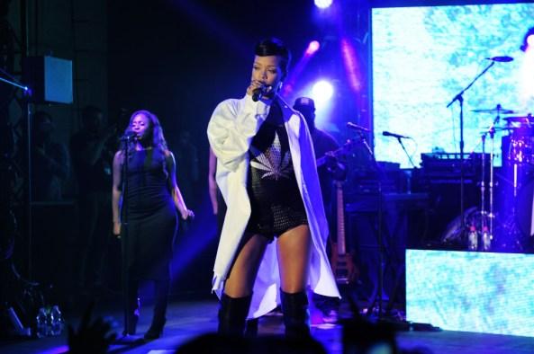 Rihanna Nizza Show Konzert Terror