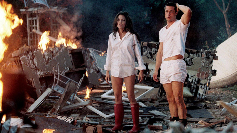 Angelina Jolie Brad Pitt Divorce Scheidung Mr Mrs Smith