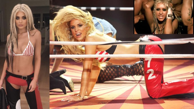 Vote Miss Aguilera Aneta Sablick Kylie Jenner Christina