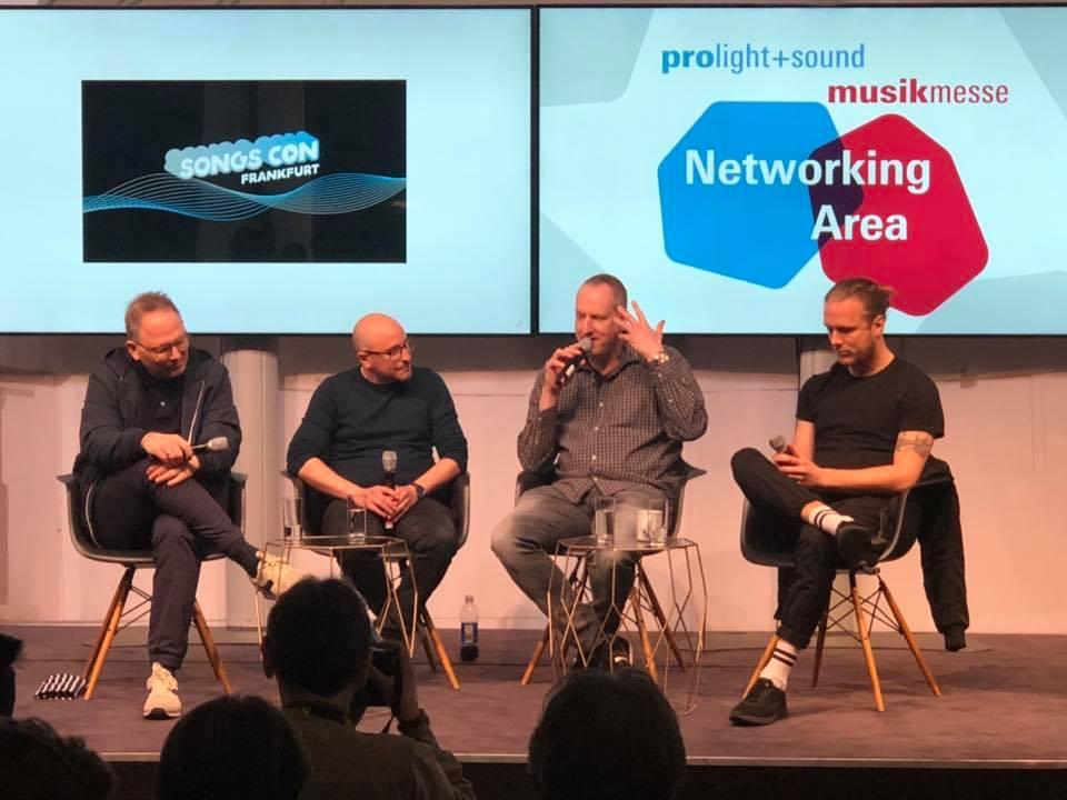 Musikmesse 2019 European Songwriting Award Songscon