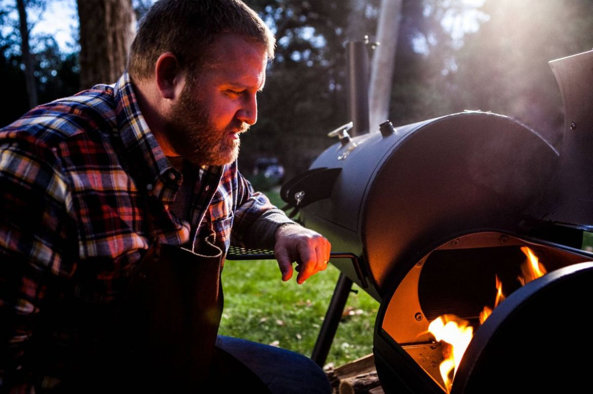 Reviews Of The 7 Best Offset Smokers For 2019 Burning