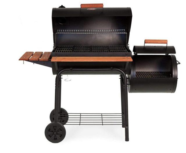 char-griller smoking pro