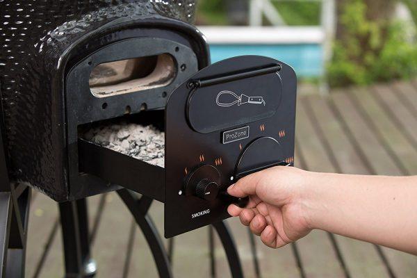 vision grills kamado review
