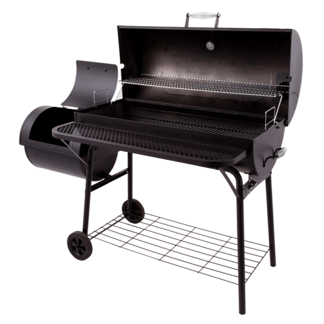 Char Broil Deluxe Offset Smoker