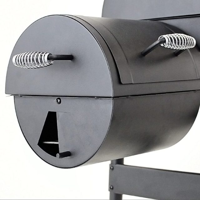 Char boil offset smokers