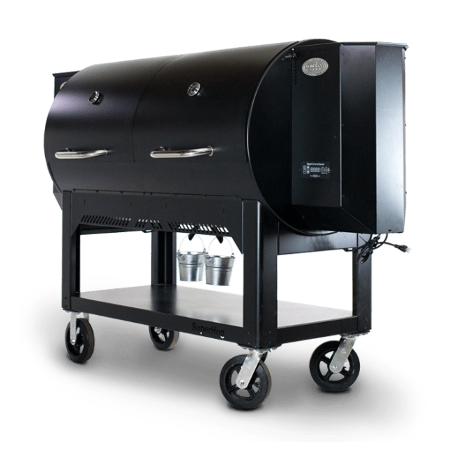 Best Super Sized Pellet Smoker