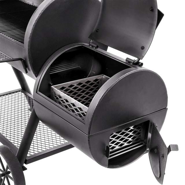 Char Broil Reverse Flow Offset Smoker