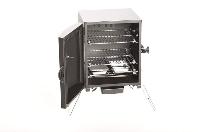 Masterbuilt patio electric smoker