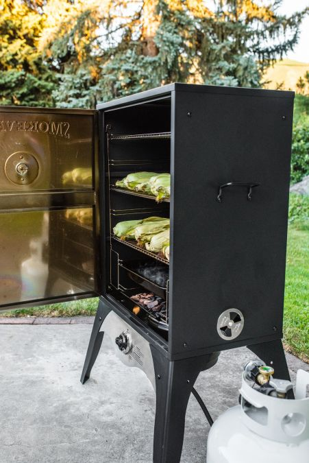 Best Natural Gas Smoker