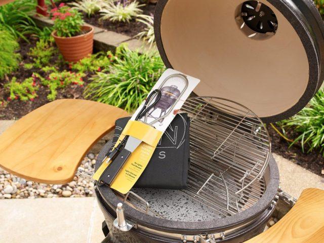 Vision Grills Pro Kamado Bundle