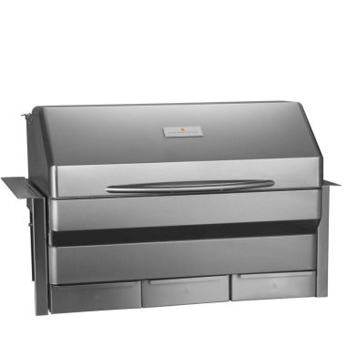 Memphis Grills Elite Wood Fire Pellet Smoker Built-In