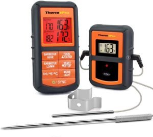ThermoPro Wireless Dual Probe Meat Thermometer
