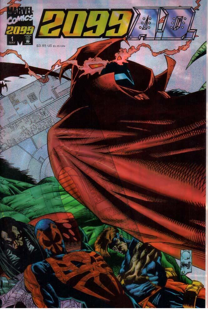 2099 A.D. (1995) #1