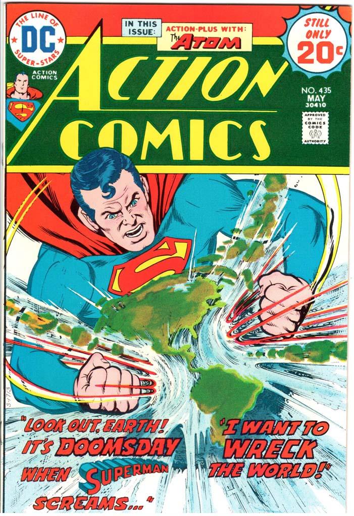 Action Comics (1938) #435