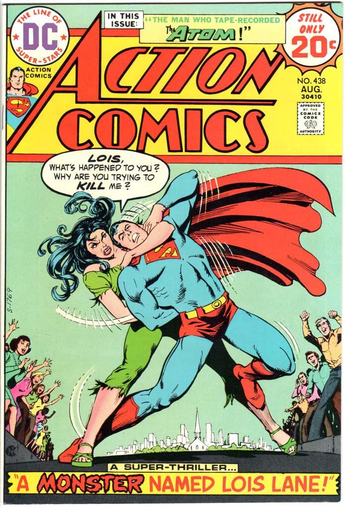 Action Comics (1938) #438