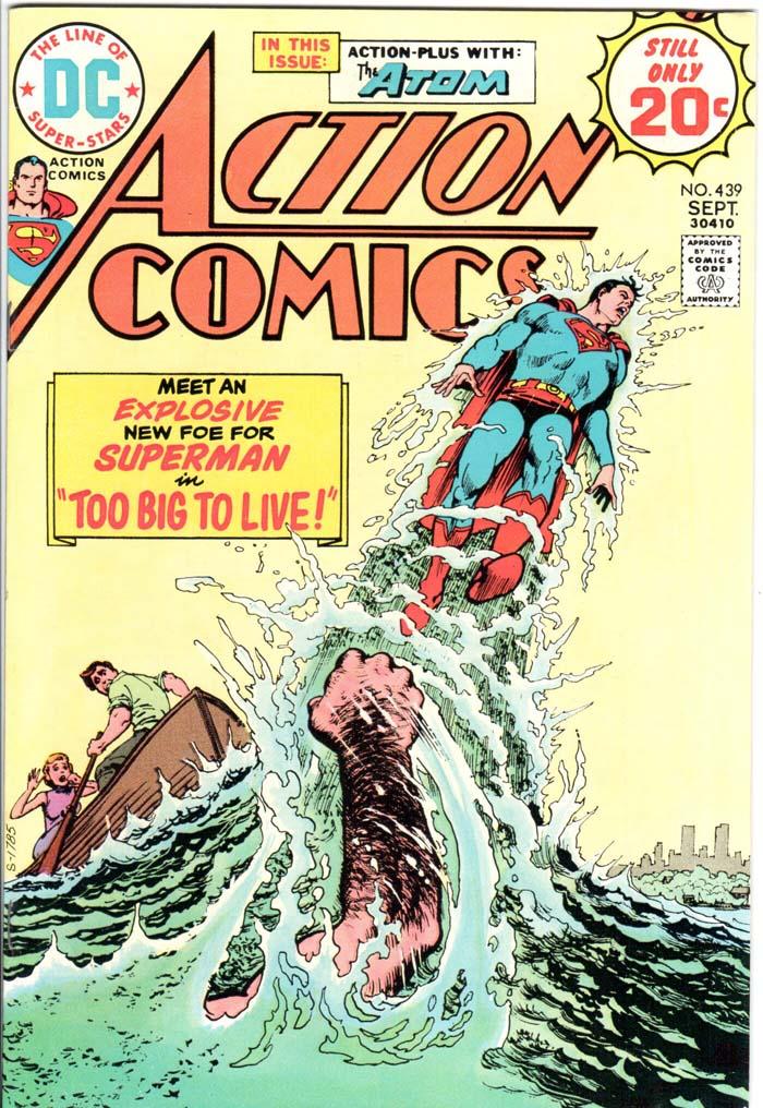 Action Comics (1938) #439