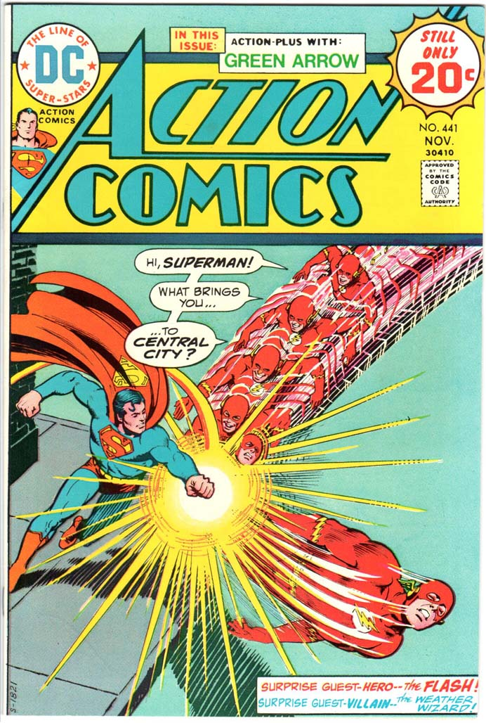 Action Comics (1938) #441