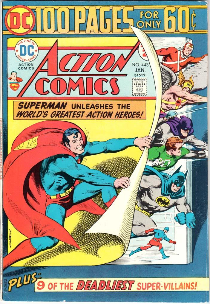 Action Comics (1938) #443