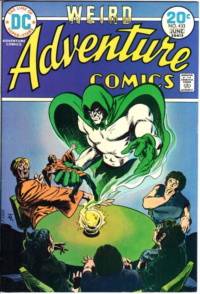 Adventure Comics (1938) #433