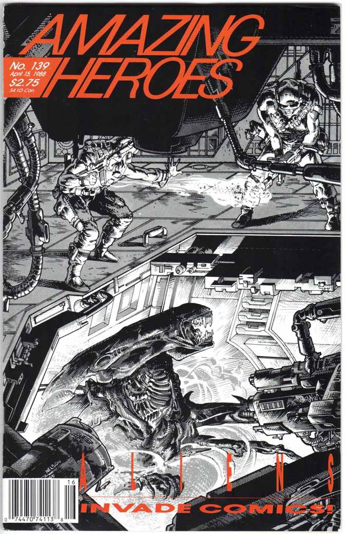 Amazing Heroes (1981) #139