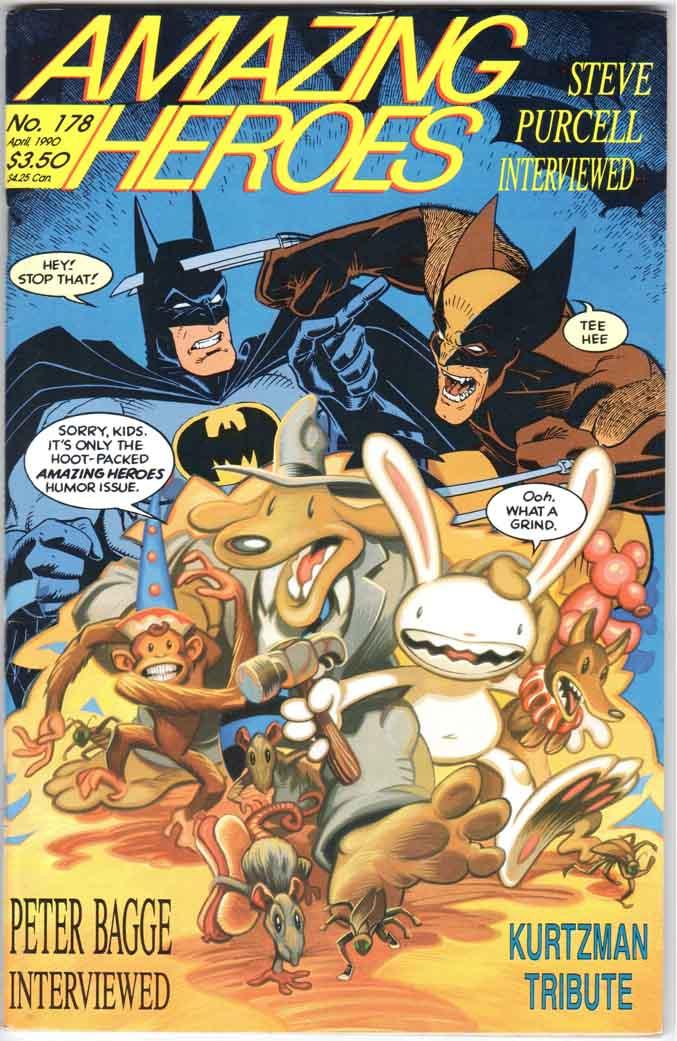 Amazing Heroes (1981) #178